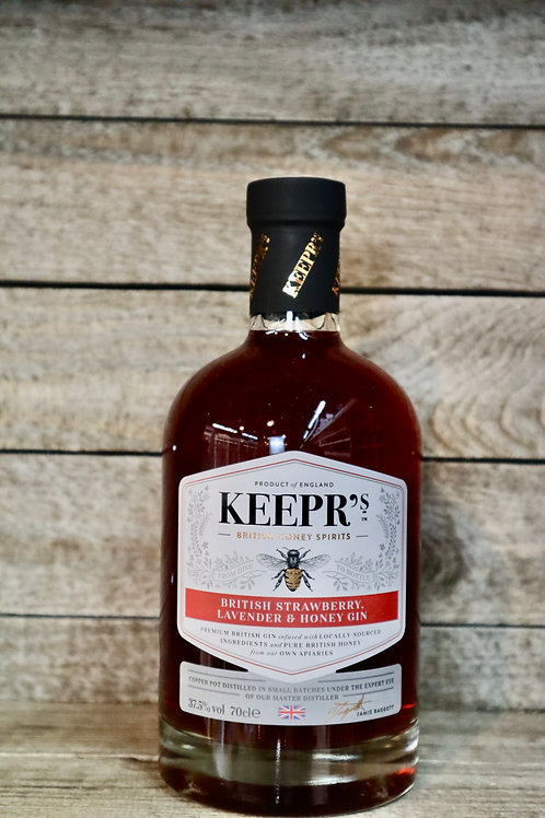 Keeprs Strawberry, Lavender & Honey Gin