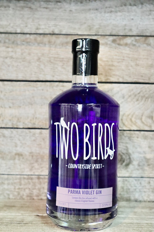 Two Birds Parma Violet Gin