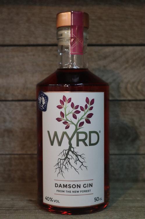 Wyrd Damson Gin