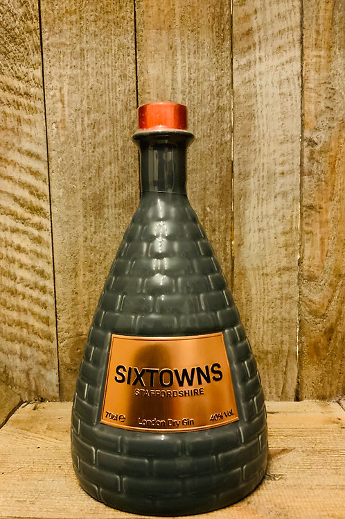 Six Towns Gin