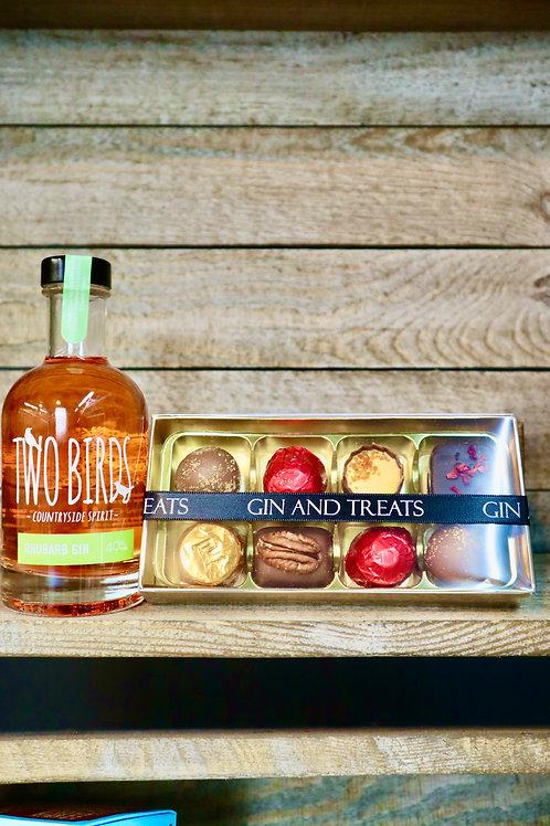 Gin & ChocolateGift Box