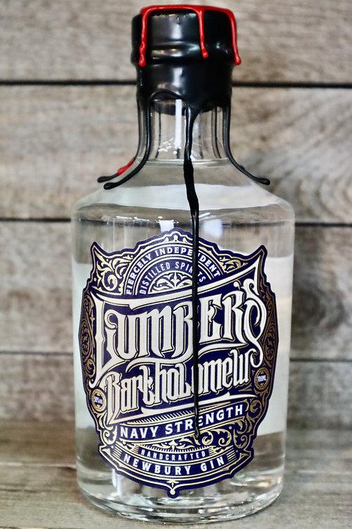 Lumbers Bartholemew Navy Strength Gin
