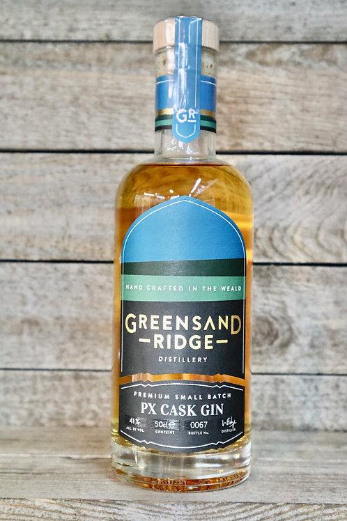 Greensand Ridge PX cask Gin