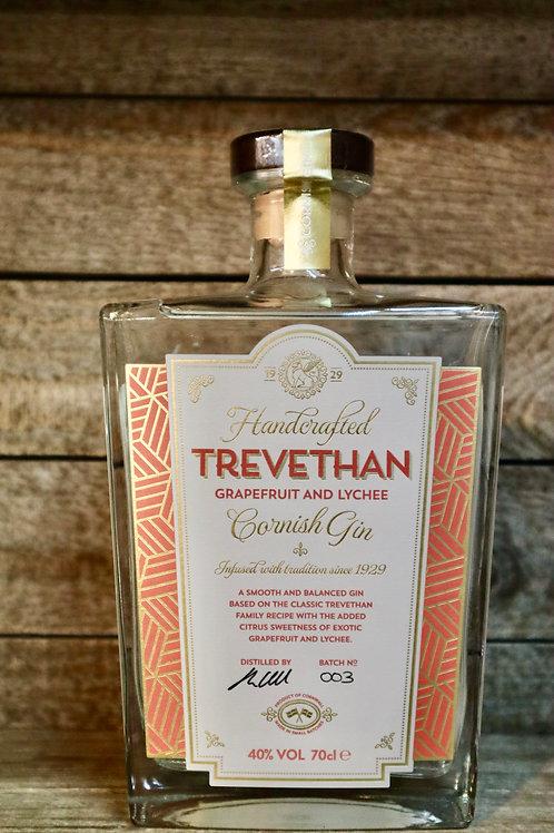 Trevethin Grapefruit & Lychee Gin