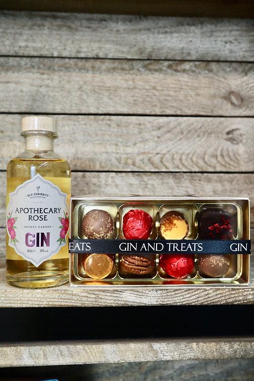 Gin & Chocolate Gift Box (AR)