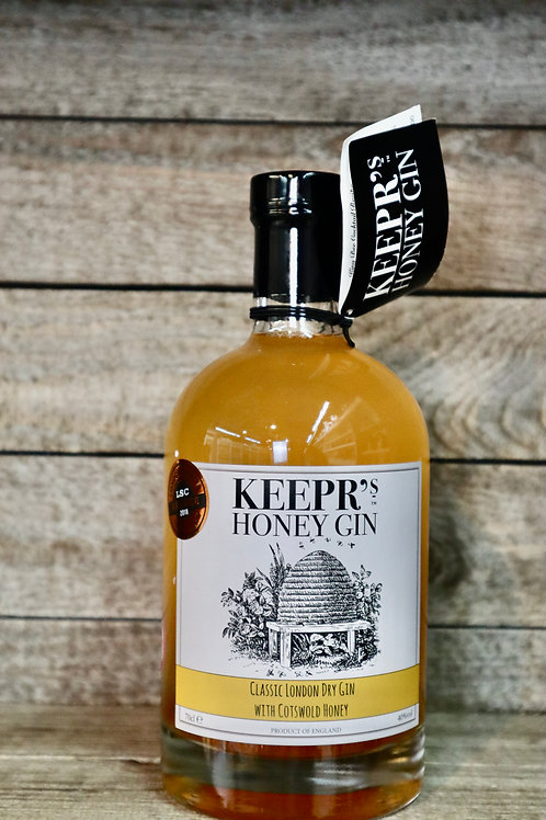 Keeprs Honey Gin