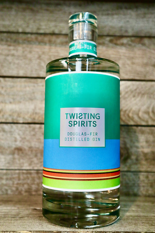 Twisting Spirits Douglas- Fir Gin