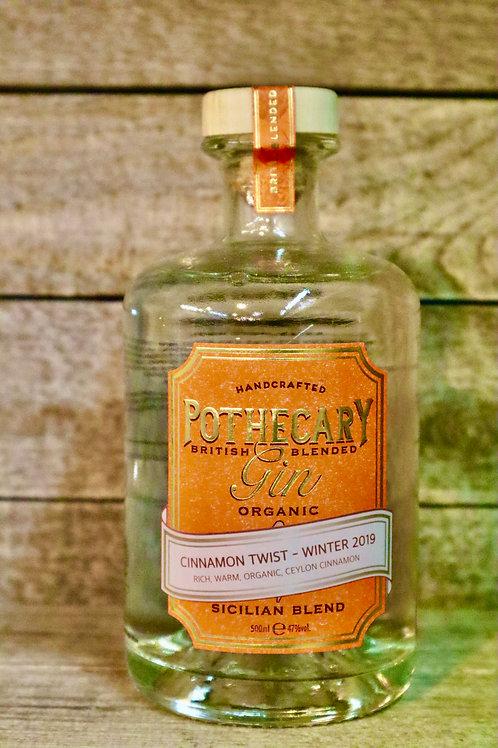 Pothecary Cinnamon Twist Gin