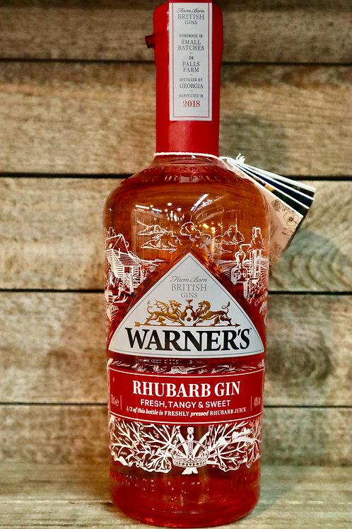 Warners Victoria's Rhubarb Gin