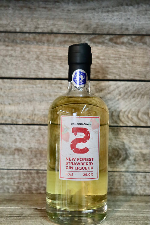 New Forest Strawberry Gin Liqueur