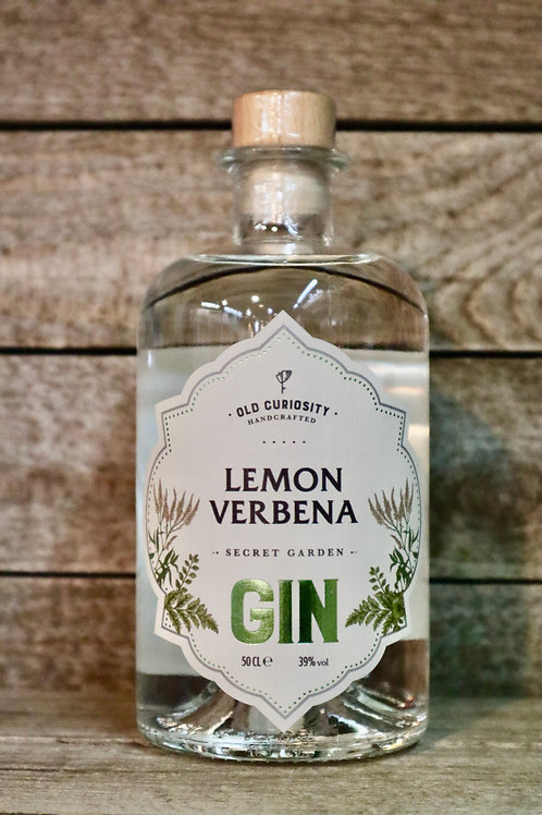 The Secret Garden Lemon Verbena Gin