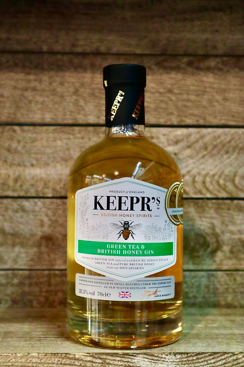 Keepr's Green Tea & Honey Gin