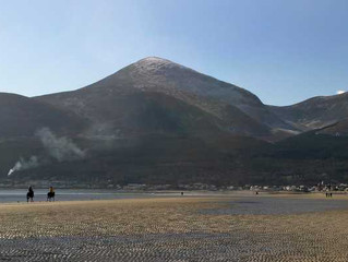 UPDATE - Climb Slieve Donard Saturday 25th June, 10am – 5pm.