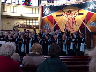 The South Down Choral Society Spring Concert.
