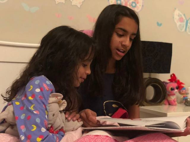 IR2MD Hana reading in Bahrain IR2MD 2018