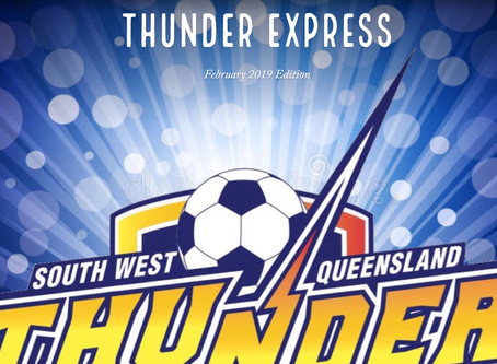 Thunder Express Newsletter