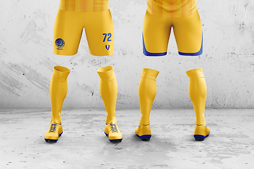 Away Shorts - on field kit
