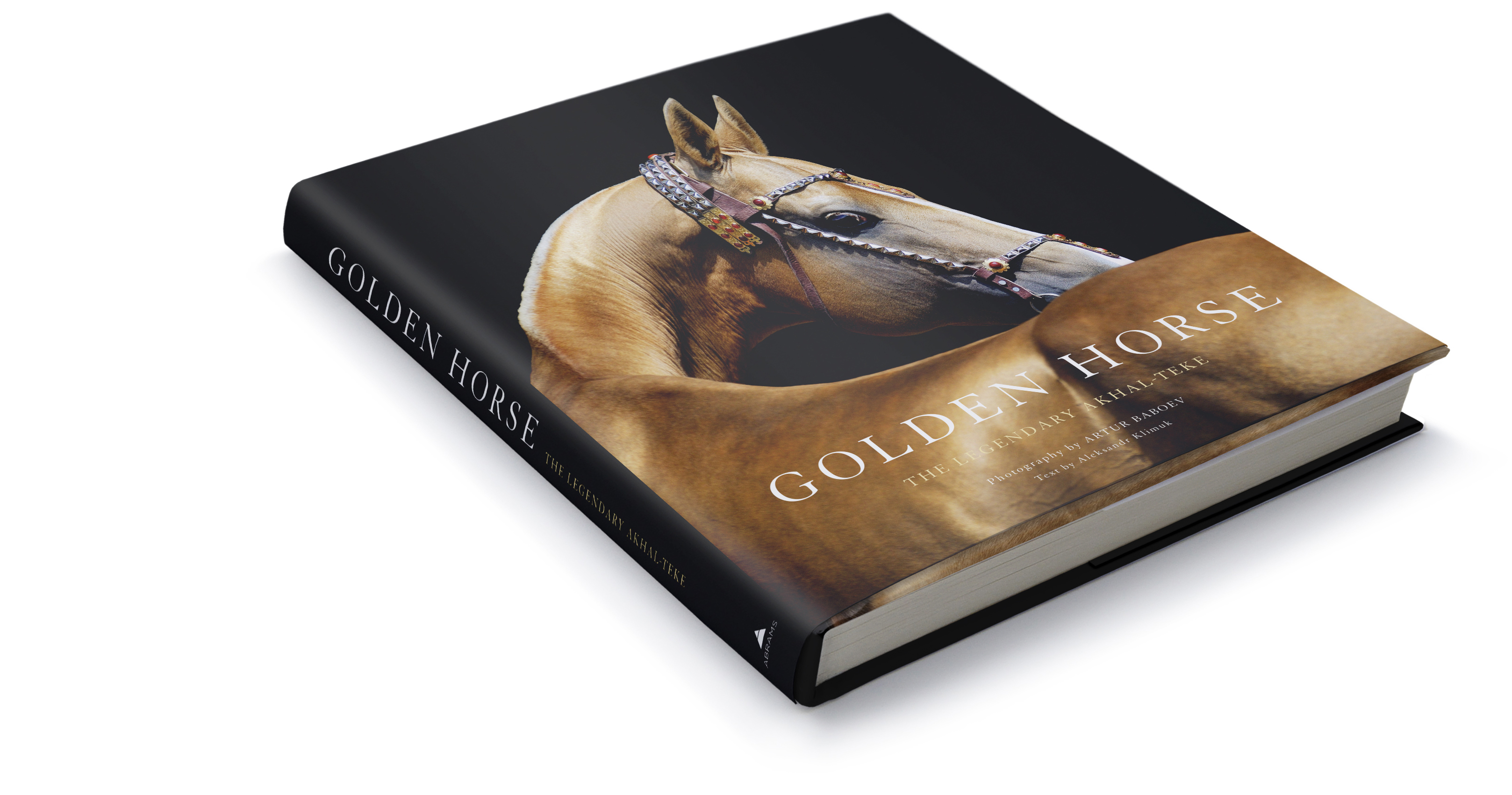 Book. Golden Horse. English edition
