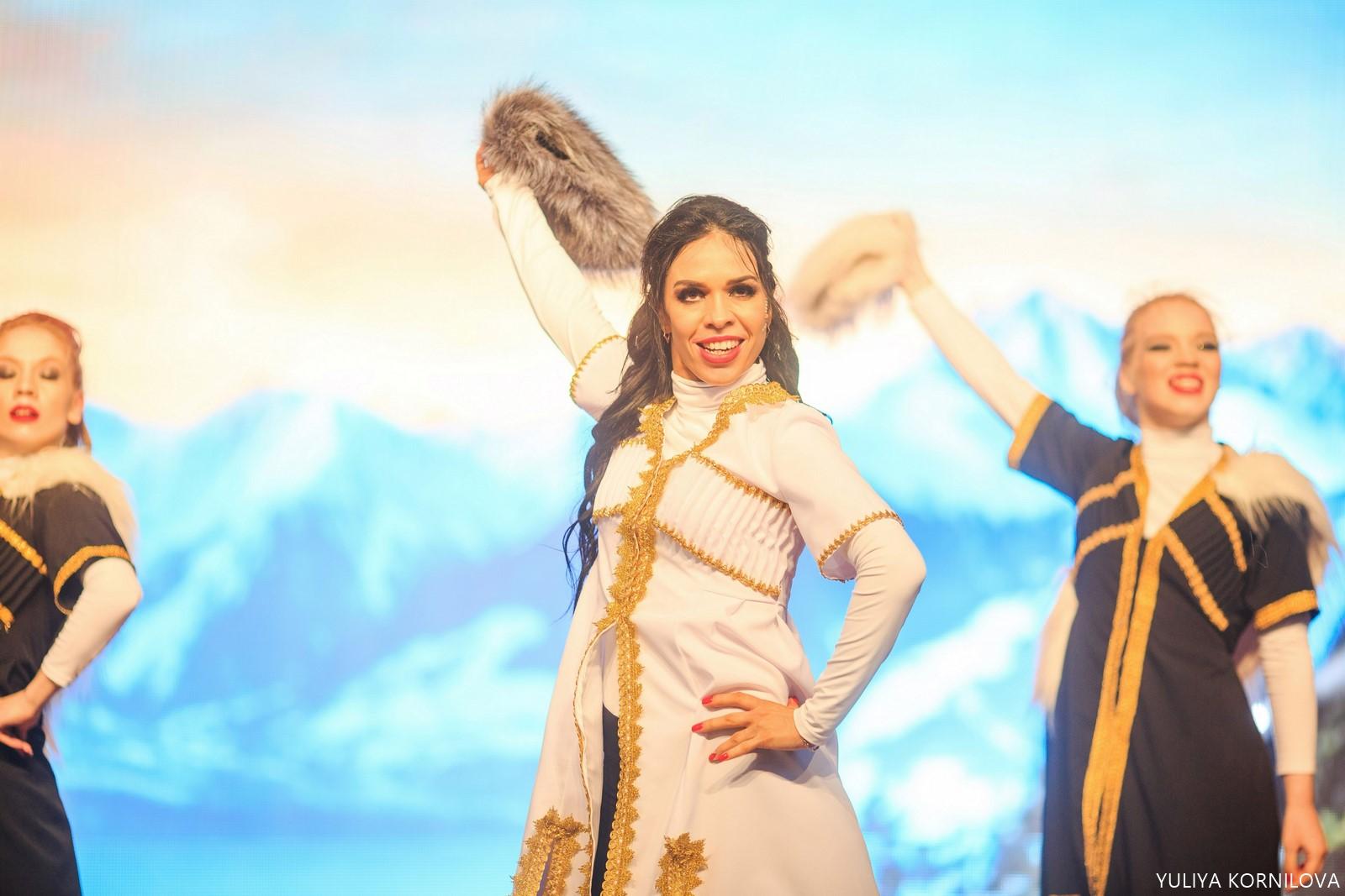 Кавказ 3