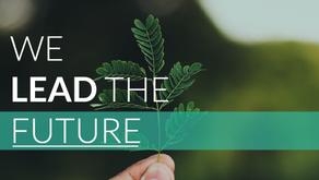 El futuro es verde, tecnológico y responsable