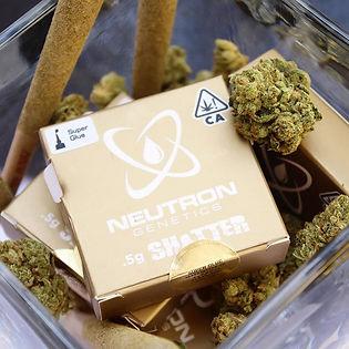 Neutron Cannabis Products