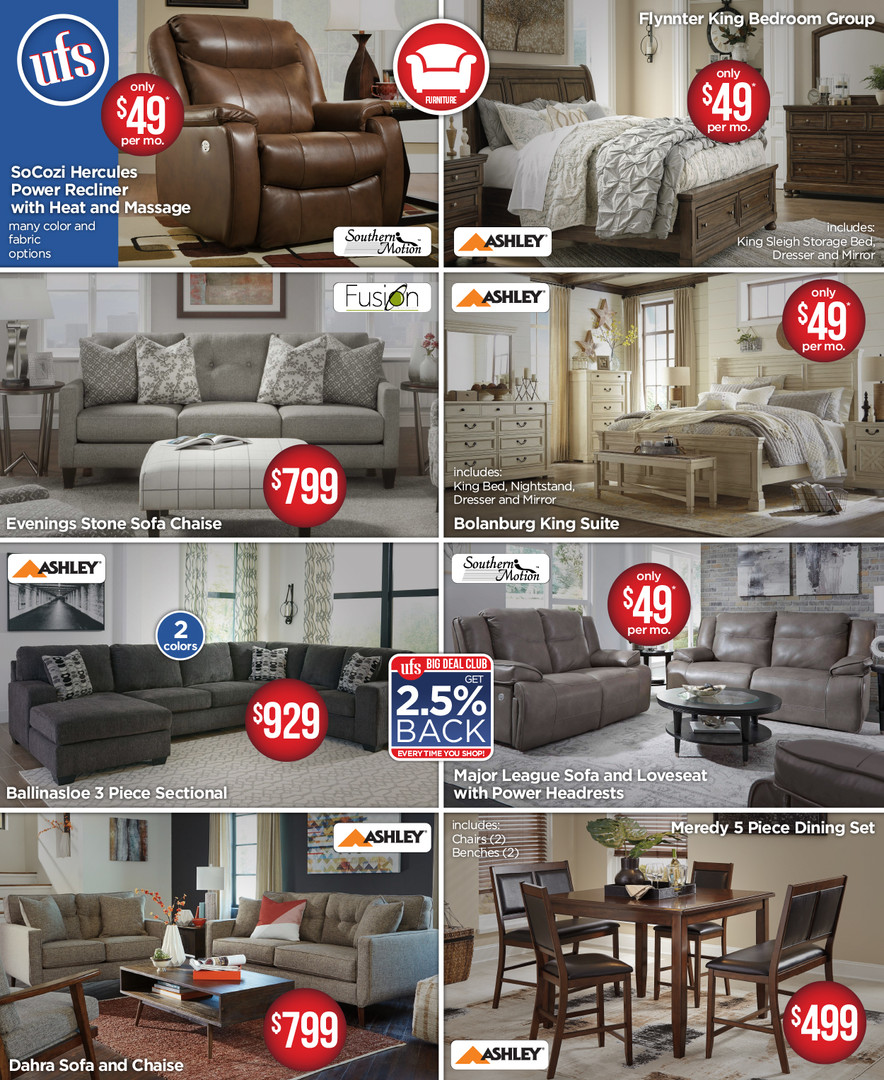 UFS FURNITURE (p.2)