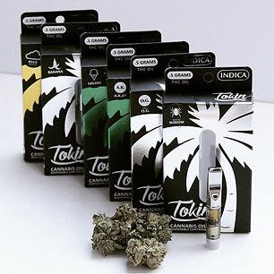 Tokin Cannabis Products