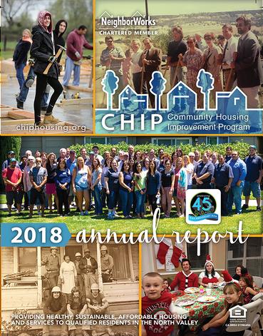 2018 CHIP Annual Report (p.1)