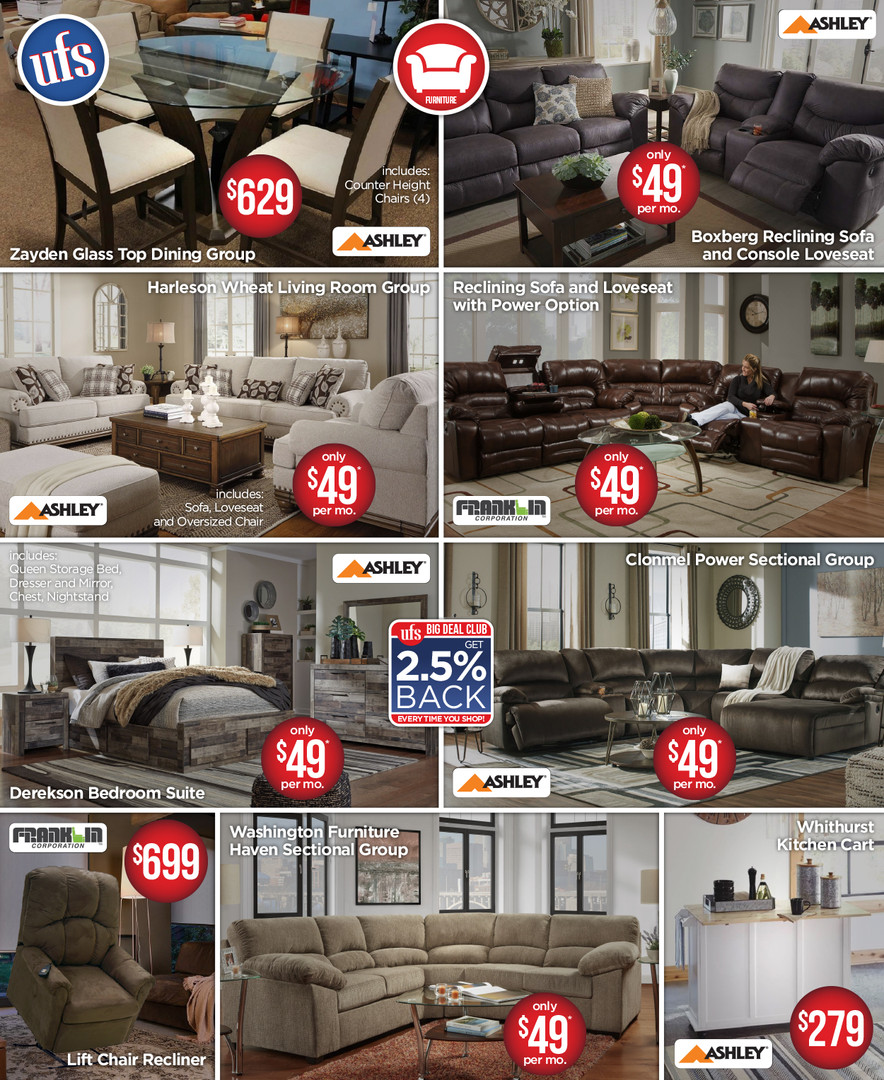 UFS FURNITURE (p.3)