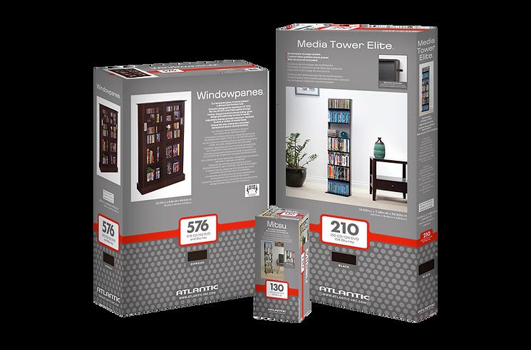 Atlantic Modular Furniture Packaging