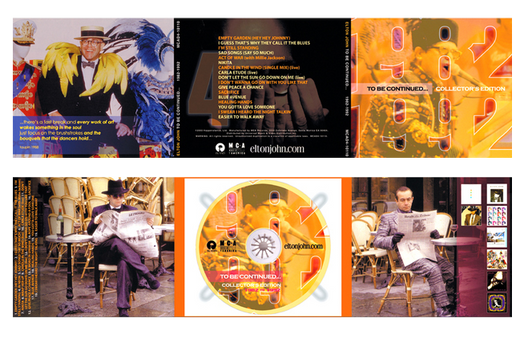 To Be Continued (disc 4)