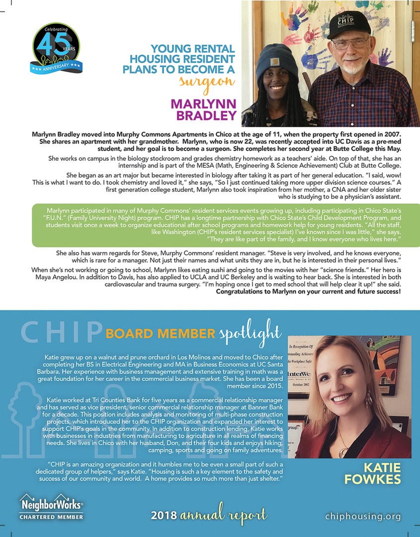 2018 CHIP Annual Report (p.5)