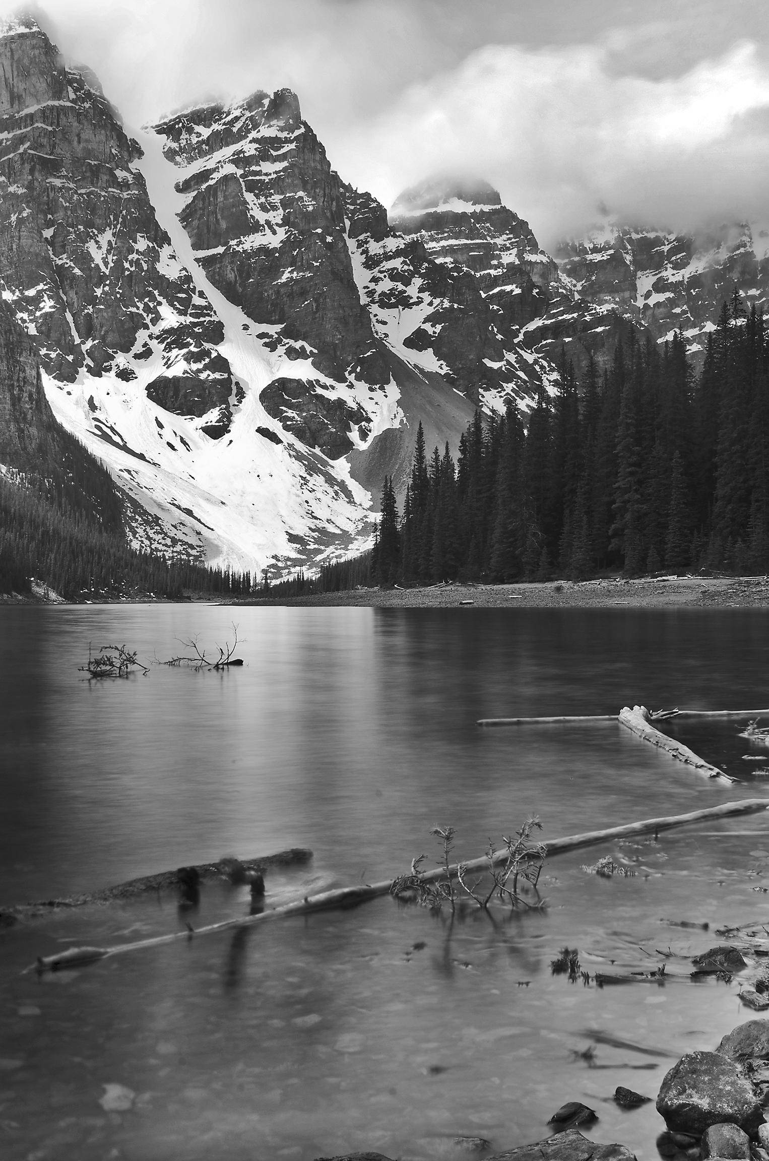 Bow Lake - Banff National Park