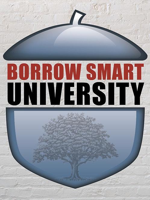 Borrow Smart University