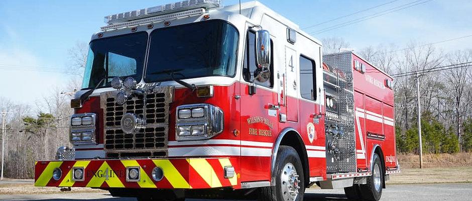 Wilsons Mills Fire Dept.