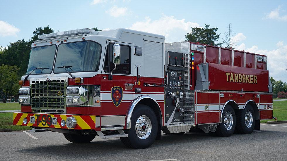 E.M Holt Fire Dept. Tanker 99