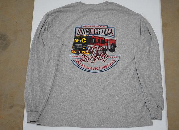 NC Pride T-Shirt | Long Sleeve
