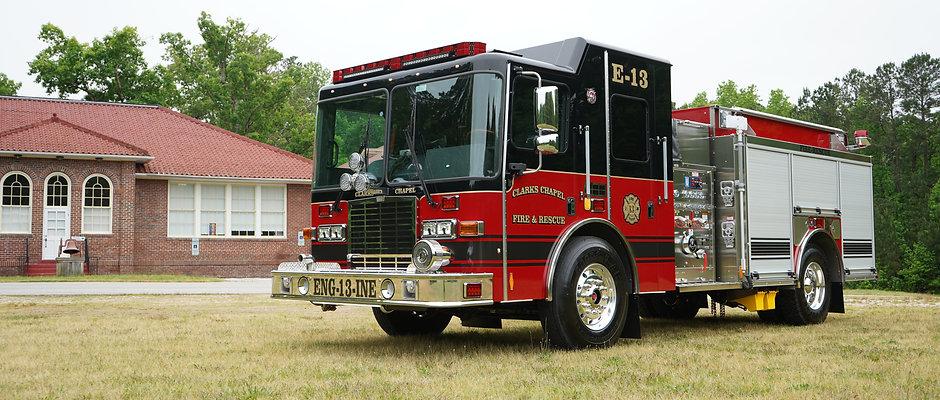 Clarks Chapel Fire Dept.