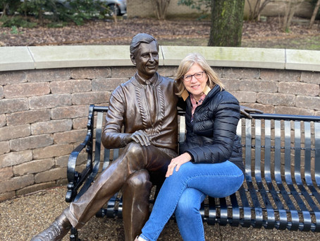 Fred Rogers and I