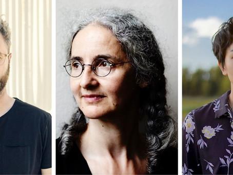 Episode 12 Listening List: Samuel Adams, Carola Bauckholt, Dai Wei