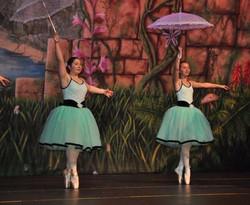 Point Routine The Children's Dance Center Auburn Spring Show