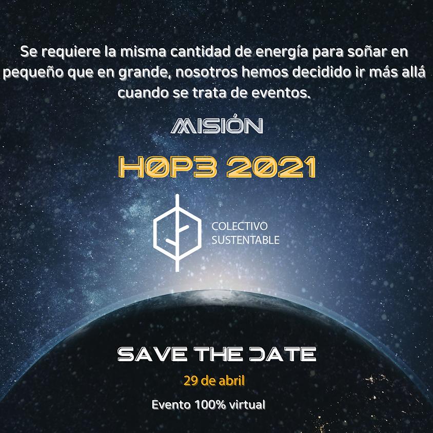 Misión H0P3: Un viaje al espacio