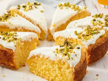 Gâteau tendresse Citron~Vanille