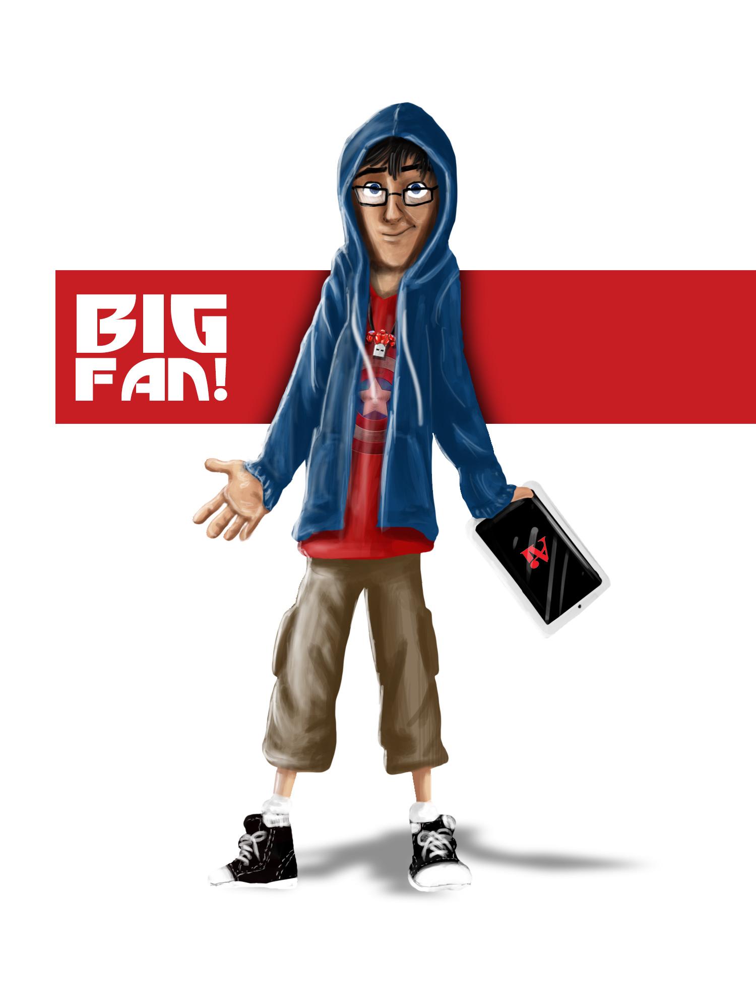 Big Hero Fan