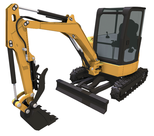 excavator-303.5