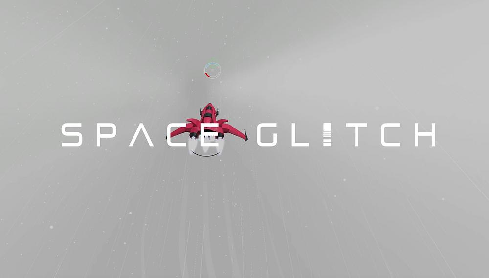 space glitch flight test screenshot