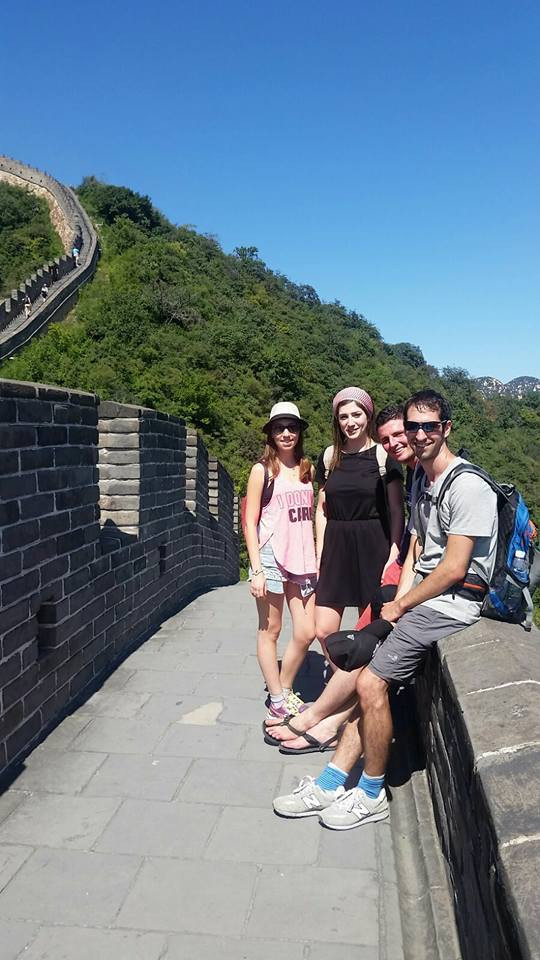 Business Delegation to Beijing - Great Wall Visit