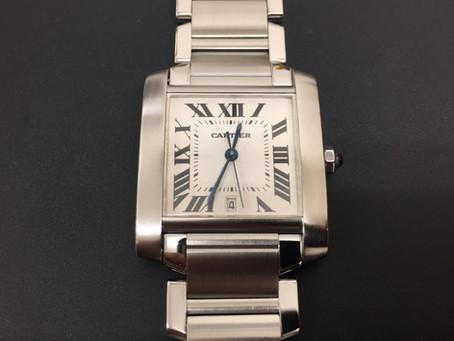 時計修理/Cartier カルティエ/高知