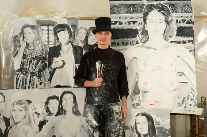 "Kevin Berlin: ""Meet The Artist""   Social Life Magazine 2013"