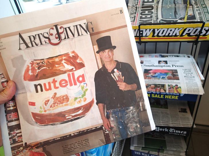 Two Major Art Fairs Prepare For Face-Off   The East Hampton Press & The Southampton Press
